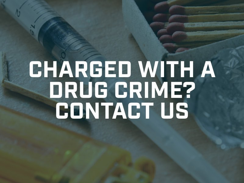 Phoenix Drug Crimes Lawyer