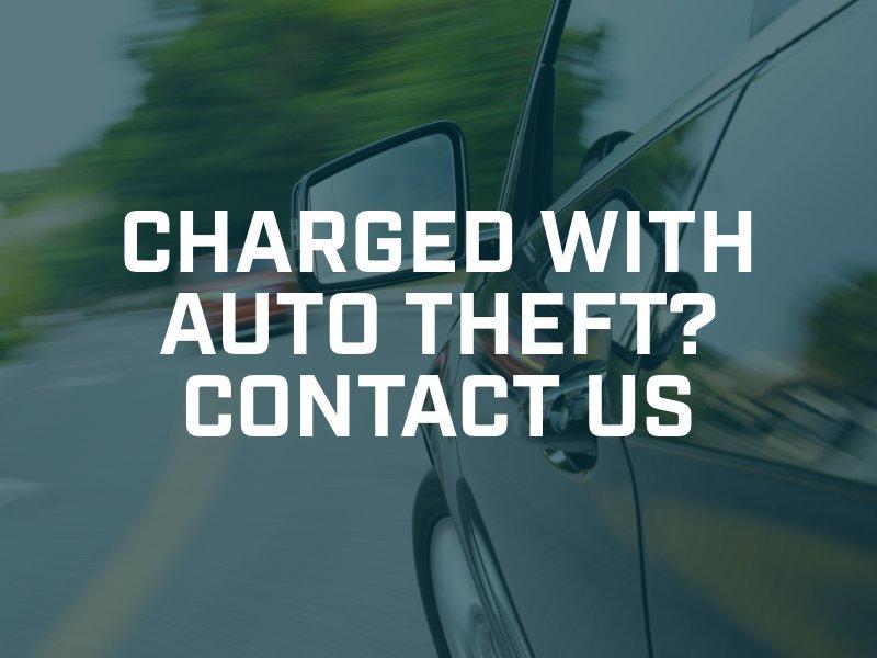 Phoenix Auto Theft Attorney